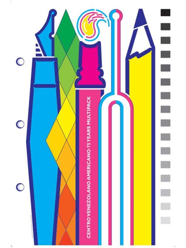 Cartel Santiago Pol for CVA