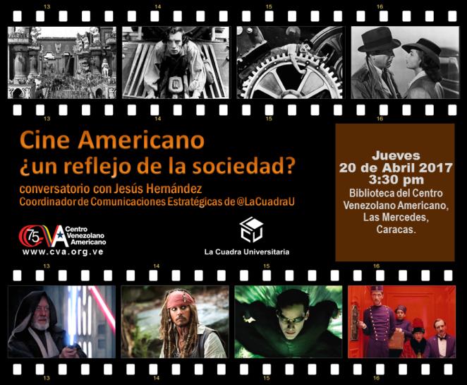 201703 CINE AMERICANO LA CUADRA U