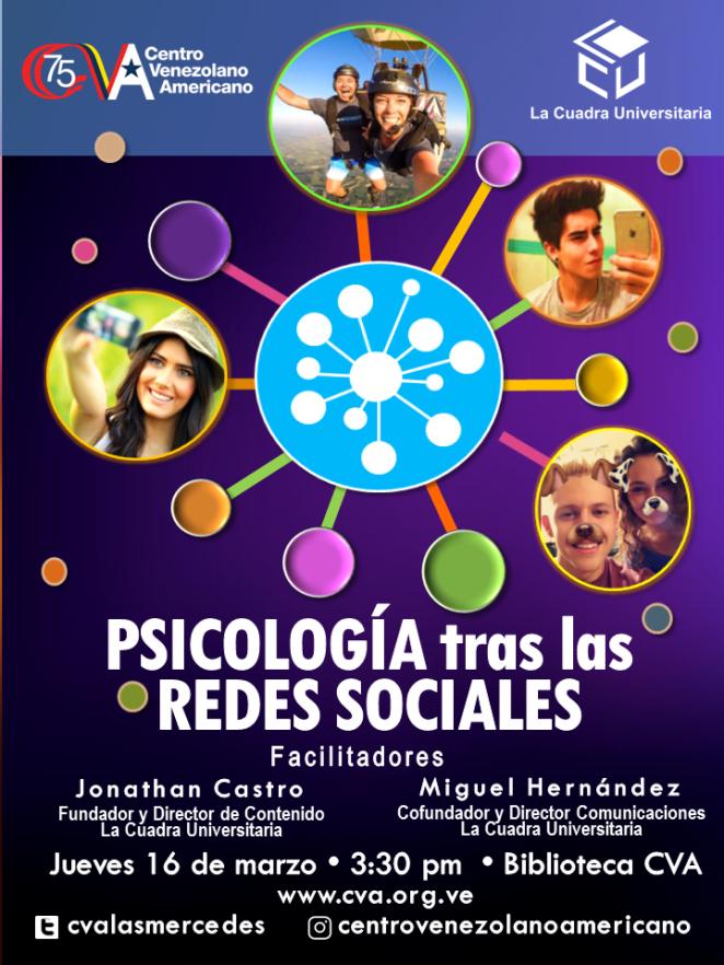 20170316 charla psicologia redes sociales